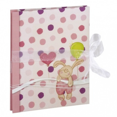 Hama album leporelo LITTLE RABBIT 10x15, mix