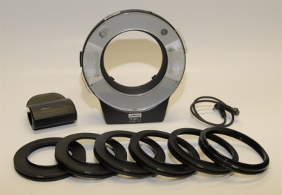 METZ BLESK 15 MS-1 digital KIT (6ring adapter and sync cord)