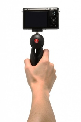 Manfrotto MTPIXI-B, mini stativ