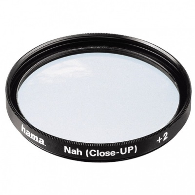 Close-up Lens, N2, 62,0 mm, Coated