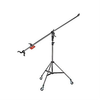 Manfrotto 025B Boom SUPER se stativem