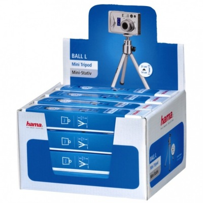 Mini Tripod 2-sections, Display