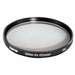 Filtr Gitter/Cross Screen 6x, 62,0 mm