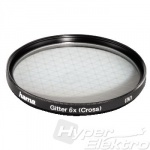 Hama Filtr Gitter/Cross Screen 6x, 46,0 mm