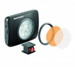 Manfrotto MLUMIEPL-BK Lumie series PLAY LED light