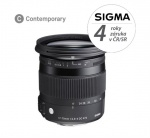 SIGMA 17-70mm F2.8-4 DC MACRO OS HSM pro Canon (řada Cont...